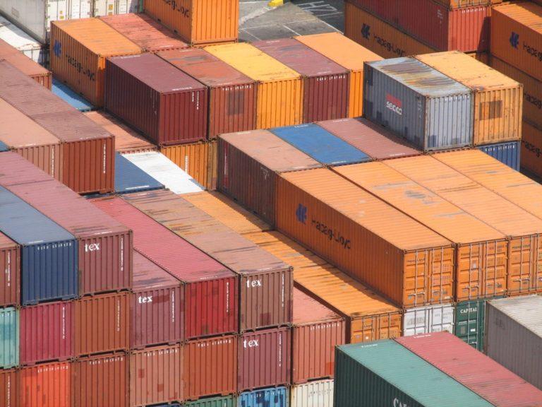 Zbirni kontejnerski transport iz celog sveta